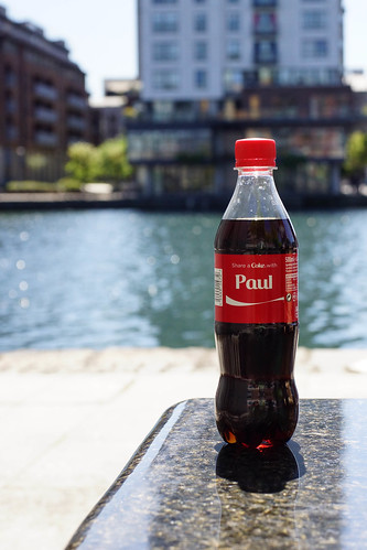 Share a Coke with Paul... and I don