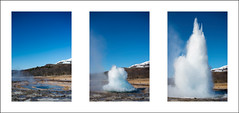 Strokkur Eruption (Vincent_AF) Tags: 3 photography three photo iceland foto fotografie cc photograph creativecommons af geyser erupt geysir eruption flickrphoto stokkur flickrimage flickrphotography vincentvanderpas archetypefotografie