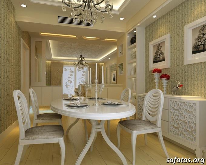 Salas de jantar decoradas (97)