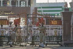 IND-398 Wagah Border Ceremony (FO Travel) Tags: india asia asien asie indien inde   pendjab     hardorattan