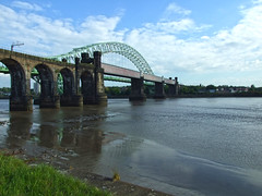 DSCF7735 (keeno82uk) Tags: bridge runcorn widnes runcornbridge