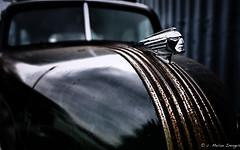 The Chief (c. Melon Images) Tags: street old city light shadow black classic chevrolet philadelphia car 35mm canon vintage grit 1930s cool detroit historic retro ornament chevy chrome hood pontiac philly motown markiii sigma35 5dmarkiii