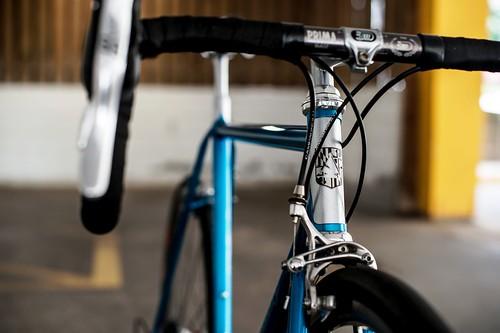 Tommy's Road Bike