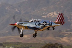 "TP-51C Mustang ""Betty Jane"" (TomcatPhotography1) Tags: wwii worldwarii warbirds p51 p51mustang collingsfoundation bettyjane tp51c"