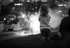 Gaze (John McGrady) Tags: fireworks 4th july