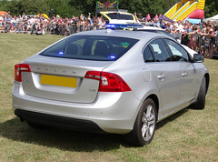 BASICS Doctor Unmarked Volvo S60 D2 Doctors Car (PFB-999) Tags: rescue car lights volvo day covert vehicle leds british care scheme doctors s60 basics d2 association unit immediate unmarked light