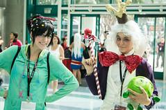 Anime Expo '12 Day 3 (YorkInTheBox) Tags: anime minolta cosplay sony manga disney ralph animeexpo cosplayers kingcandy minoltalens cosplaying ax13 disneyanimation disneycosplay wreckitralph sonya57 animeexpo2013