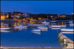 Porto Croato (Michele.Zappoli) Tags: canon eos mare croatia barche porto 7d croazia molo pula
