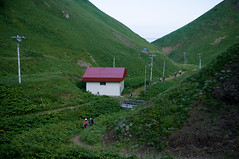 8 (GenJapan1986) Tags: travel sea japan island hokkaido       33mm 2013 rebunisland   ricohgxr 8