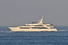 Silver Angel (christo303) Tags: yacht superyacht benetti