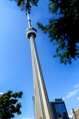 CN Tower (Music ON_World OFF) Tags: toronto canada tower cntower canad