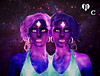 evolution (Havoc Captures) Tags: eye effects purple alien makeup special galaxy third
