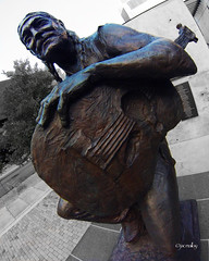 STUE_8 (jac malloy) Tags: usa 3 statue austin flickr texas live tx go nelson austintexas hero pro tribute willie acl willienelson austintx atx jac malloy austinist gopro hero3 jacmalloy acllive