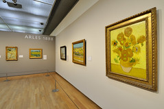 Netherlands, Northern Holland, Amsterdam, the Van Gogh Museum