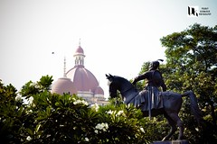 Taj Hotel, Mumbai (PranayKarmakar) Tags: travel india nikon mumbai tajhotel sivaji d3100