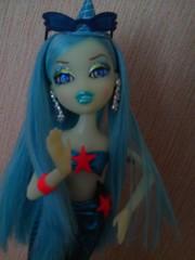 Fianna Fins (Just a Nobody) Tags: monster high doll princess witch rip off mermaid fin mga fashiondoll fianna bratzillaz