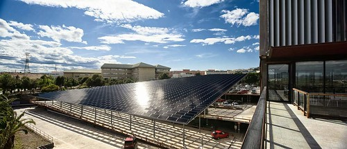 Energía solar UMU