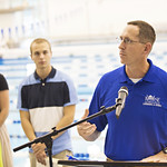"""<b>Aquatic Center Dedication of Service_100413_0113</b><br/> Photo by Zachary S. Stottler Luther College '15  <a href=""""http://farm6.static.flickr.com/5323/10095646246_5e21da9704_o.jpg"""" title=""""High res"""">∝</a>"""