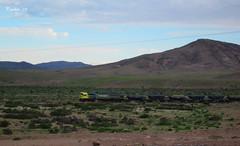 """""""Desierto"""" (Rodrigo yaez) Tags: del tren desierto vallenar huasco ferronor"""