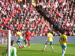 Liverpool v Crystal Palace (Paul-M-Wright) Tags: uk england liverpool football crystal soccer may saturday palace match 16 premier league versus anfield lfc 2015 cpfc