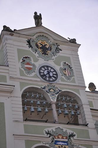 Bells in Gmunden,  Austria