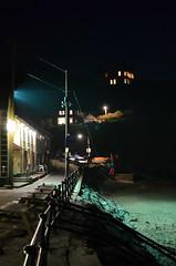 Llangrannog: Noson Ystormus / Stormy Night (FfotoMarc) Tags: wales cymru coastal llangrannog