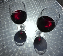 Copas de vino tinto, Barcelone - Barcelona (blafond) Tags: barcelona espana catalunya redwine espagne copas barcelone vinrouge vinotinto catalogne twoglassesofredwine deuxverresdevinrouge