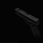 Glock 17 at night thumbnail