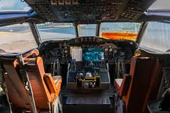P-3 Orion, Moffett Field, California (Chris_Michael) Tags: california plane airplane aviation wwii orion mountainview bomber propeller aeroport base hanger turboprop worldwar2 moffettfield p3 p3orion moffettfederalairfield fourengine lockheedp3orion
