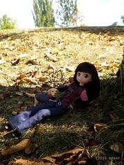 Chilling Out (Brani's fashion dolls) Tags: midori princess ori livdolls animedolls japanese