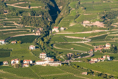Bolzano - Bozen (alh1) Tags: altoadige southtirol sdtirol towardsthedolomites dolomites inntravel italy walking seilbahn vineyards