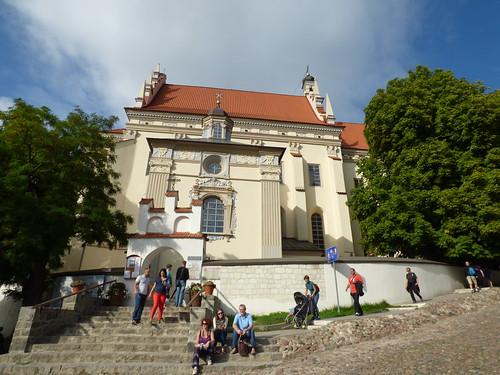 Kazimierz-Dolny - St John the Baptist (2)