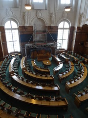 Copenhagen: Folketinget Chamber (harry_nl) Tags: denmark danmark 2016 copenhagen kbenhavn folketinget chamber parliament