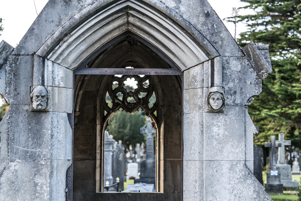 A QUICK VISIT TO GLASNEVIN CEMETERY[SONY F2.8 70-200 GM LENS]-122090