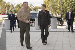 161024-D-PB383-012 (Chairman of the Joint Chiefs of Staff) Tags: 19thcjcs generaldunford joedunford chairman jointstaff marines josephfdunfordjr josephfdunford usmc marinecorps nga nationalgeospatialintelligenceagency