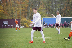 IMG_3814eFB (Kiwibrit - *Michelle*) Tags: soccer varsity boys high school game team monmouth mustangs nya north yarmouth academy maine 102916