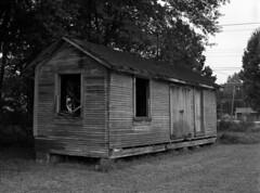 20161017A005 (Terry Christian Photo) Tags: mamiya 645pro llford hp5 kodak hc110 abandoned ruin ruins whorehouse brothel hotel baldknob arkansas