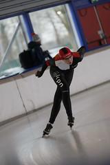A37W0504 (rieshug 1) Tags: speedskating schaatsen eisschnelllauf skating nkjunioren knsb nkjuniorenallroundafstanden afstanden allround 50010001500massstart demeent alkmaar sportcomplexdemeent juniorenb ladies dames 3000m