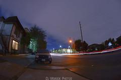early evening in noho (dj murdok photos) Tags: djmurdokphotos sony alpha a7ii fisheye 16mmfisheye noho losangeles