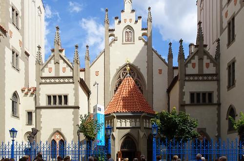 """Résultat de recherche d'images pour """"synagogue Maisel à prague"""""""