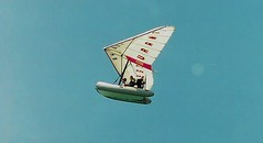 Up up and away in Turgutreis Turkey (Eddie Crutchley) Tags: turkey turgutreis coast boat plane outdoor blueskies simplysuperb
