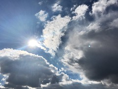 Sun-Bird (alexeyTK) Tags: skycloudssun