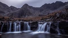 The Fairy Pools - Scotland (Jan Hoogendoorn) Tags: glenbrittle scotland unitedkingdom gb fairypools waterval waterfall le longexposure