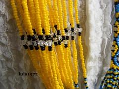 Epic Multistrand Necklace - UKRAINE (Seed Bead Necklace) Tags: gifts beadednecklace ukrainian ukrainianjewelry ukrainiannecklace etsy etsymntt jewelryonetsy necklace handmade handmadegifts holidaygift handmadejewelry holiday jewelry handcrafted