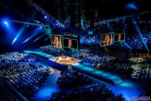 Al Gore & Twan Huys  @ Inspiration 360