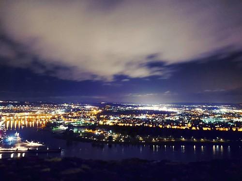 #koblenz #ehrenbreitstein #nightlights