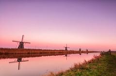 Kinderdijk (wendyderoover) Tags: mill molen kinderdijk landschap nederland
