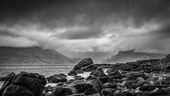 Elgol Mono (Christopher Combe Photography) Tags: skye elgol nikon d750 rocks