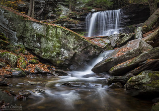 Ricketts Glen State Park 10-31-2016