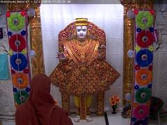 Ghanshyam Maharaj Rajbhog Darshan on Wed 02 Nov 2016 (bhujmandir) Tags: ghanshyam maharaj swaminarayan dev hari bhagvan bhagwan bhuj mandir temple daily darshan swami narayan rajbhog